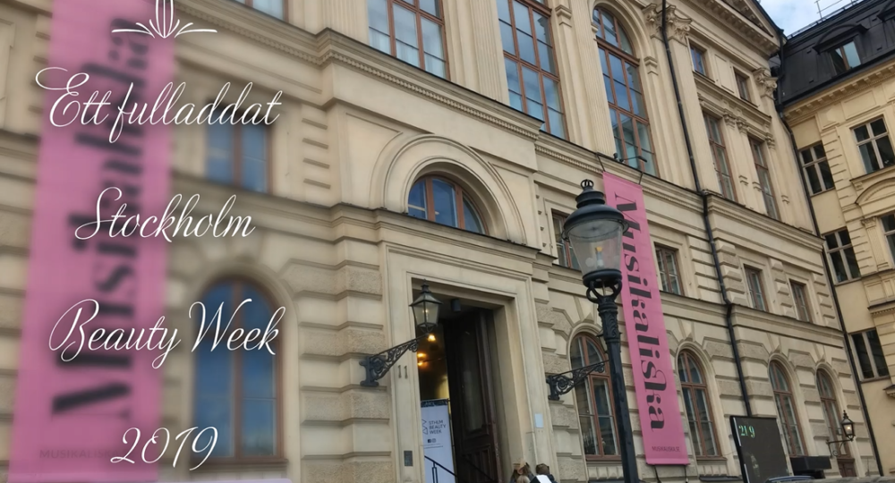 stockholm beauty week 2019