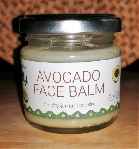 Avocado Face Balm Recension