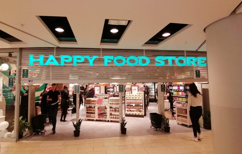 Happy Food Store Liljeholmstorgets Galleria