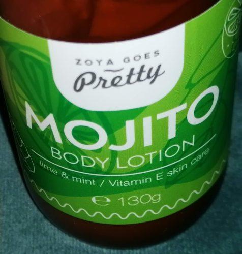 Recension Bodylotion Mojito