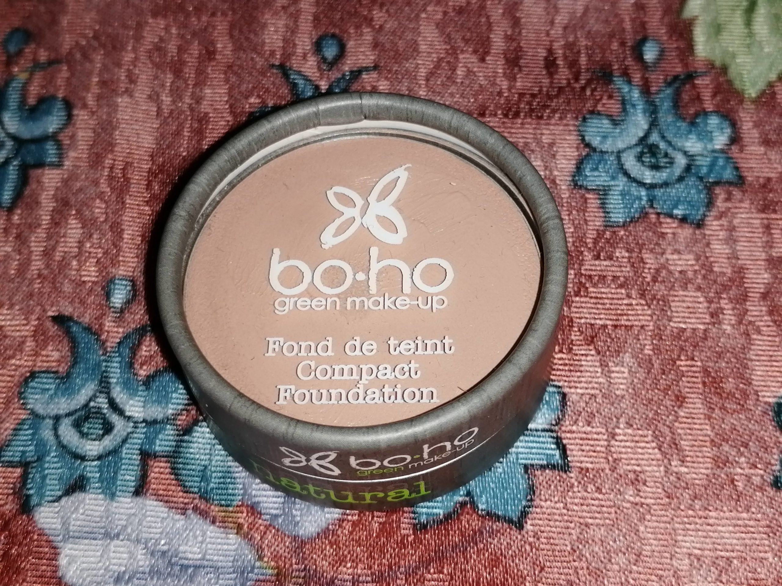 Compact Cream Foundation