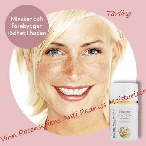 Vinn Rosenseriens Anti Redness Moisturizer
