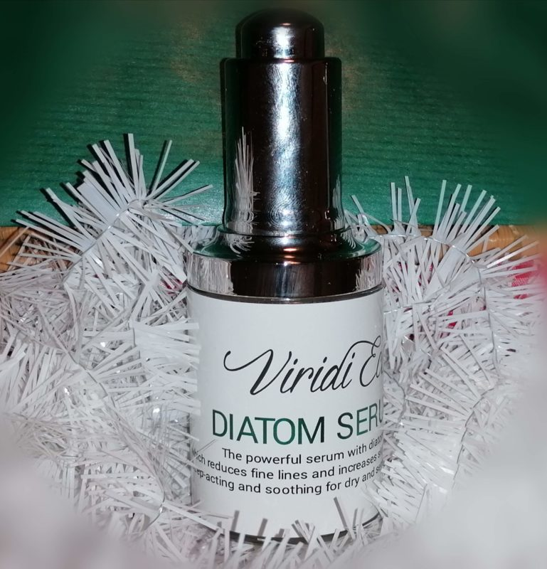 Multivitamin Facial Cream och Diatom Serum