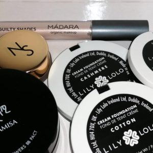 krämbaserad makeup