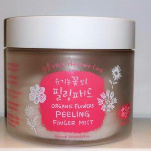 Organic Flowers Peeling Whamisa