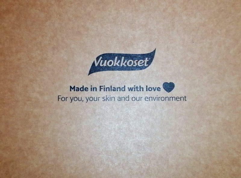 Damhygienprodukter från Finland BIO VUOKKOSET