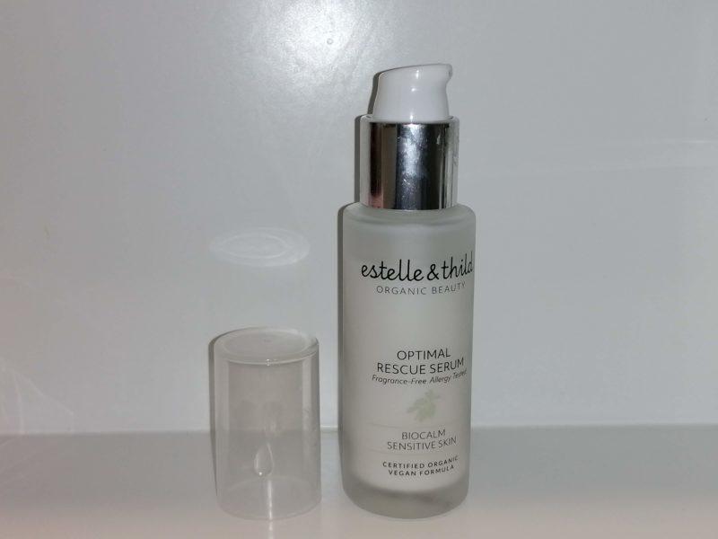 Rengöring - serum - dagkräm från EstelleThild