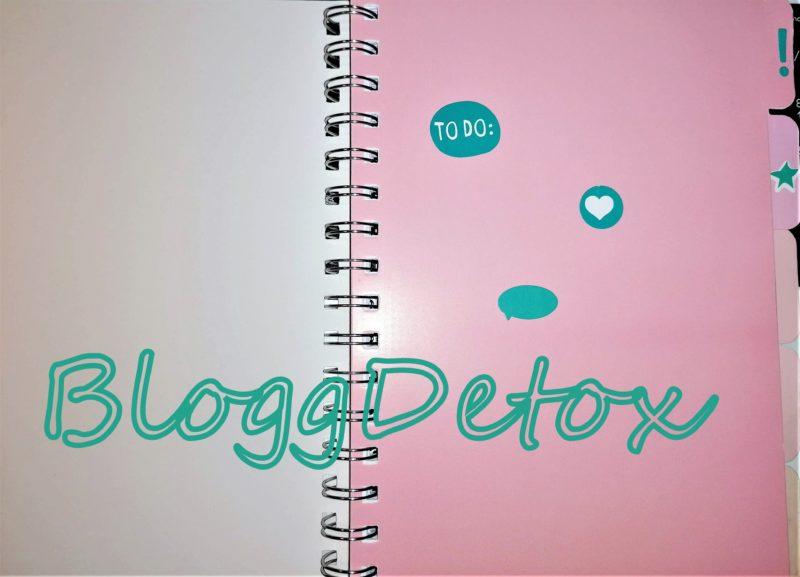 Bloggen genomgår en välbehövlig Detox