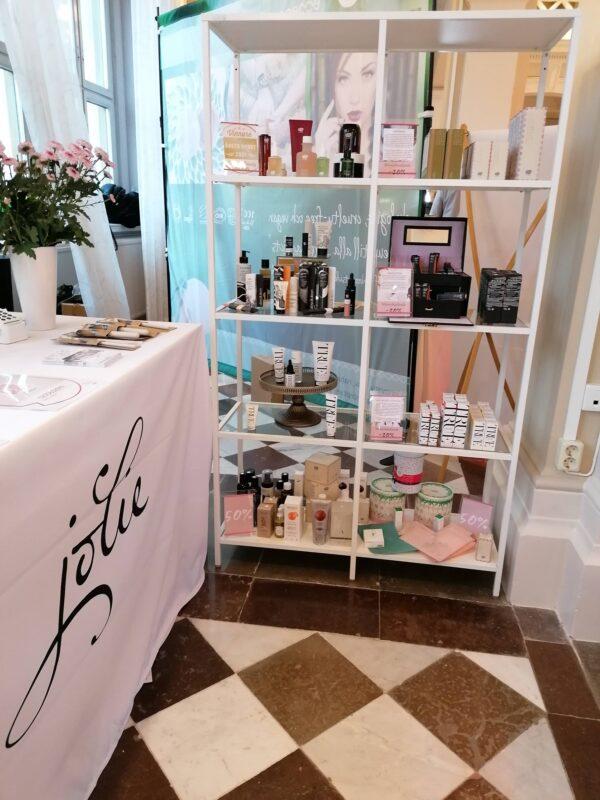Rapportering från Stockholm Beauty Day 2021